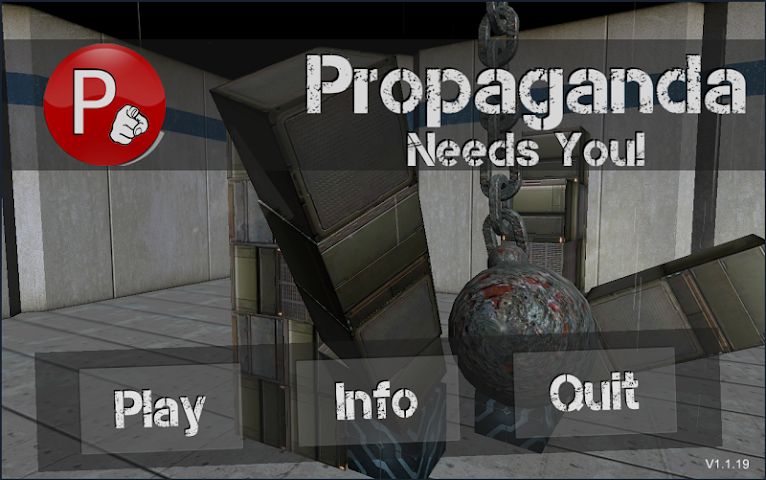 Screenshots for Propaganda Maze Runner