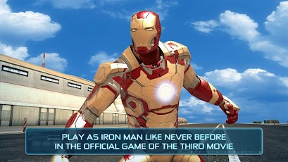 Iron Man 3   The Official Game 1.1.1 apk +data [Mod/Unlimited]