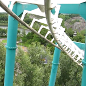 Roller Coaster Ride POV HD