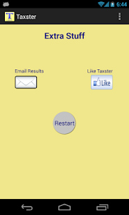 Taxster - screenshot thumbnail