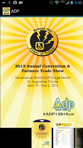 ADP 2013