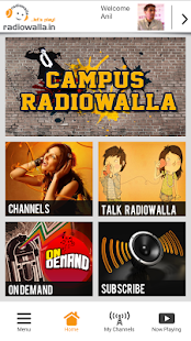 Radiowalla.in - screenshot thumbnail
