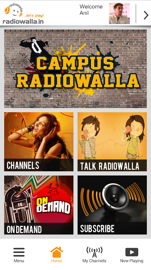 Radiowalla.in - screenshot