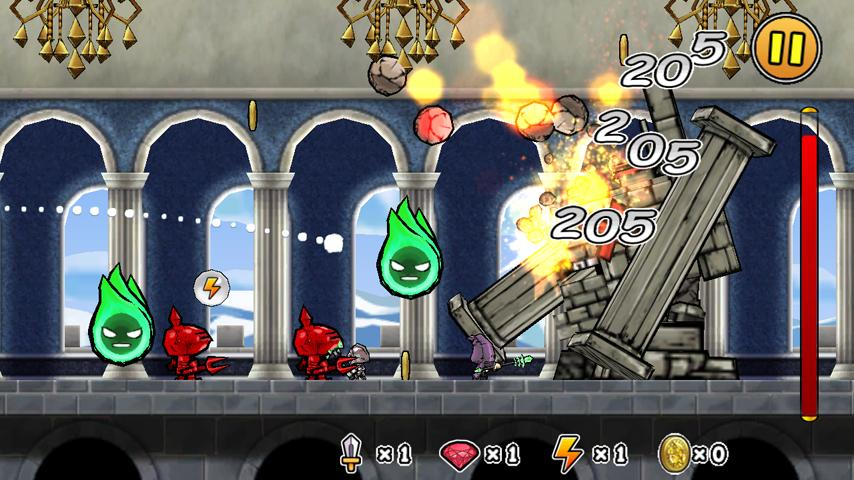 Princess Punt - screenshot