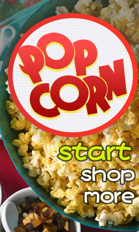 Popcorn Maker-Cooking game- screenshot