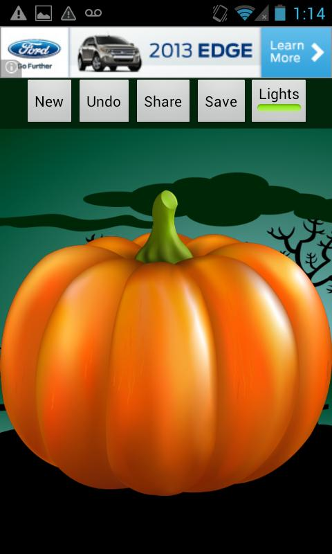 Halloween Pumpkin Carver- screenshot