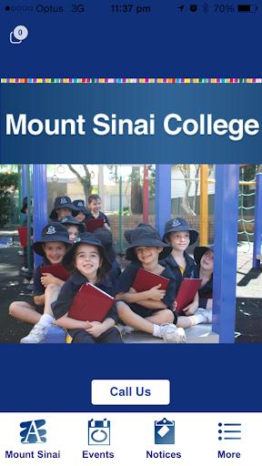 Mount Sinai College