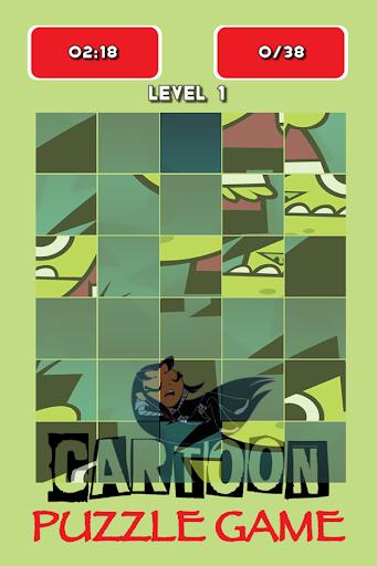 Kids Puzzle Cartoon Game