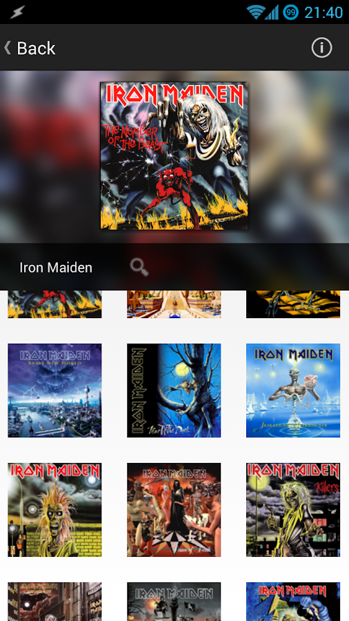 Album Art Downloader - screenshot