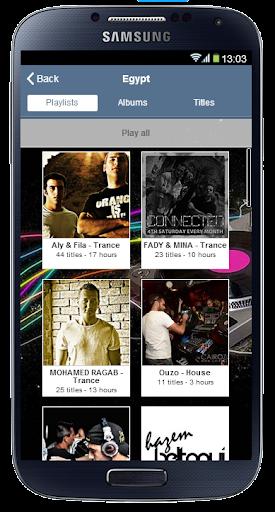 Arab DJs