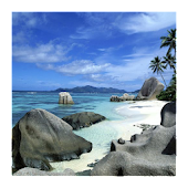 3D Island HD live Wallpaper