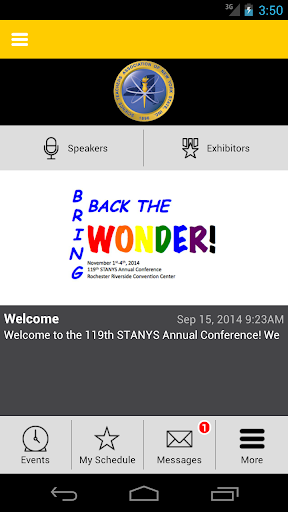 2014 STANYS Conference