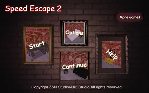 Speed Escape 2 Deluxe HD