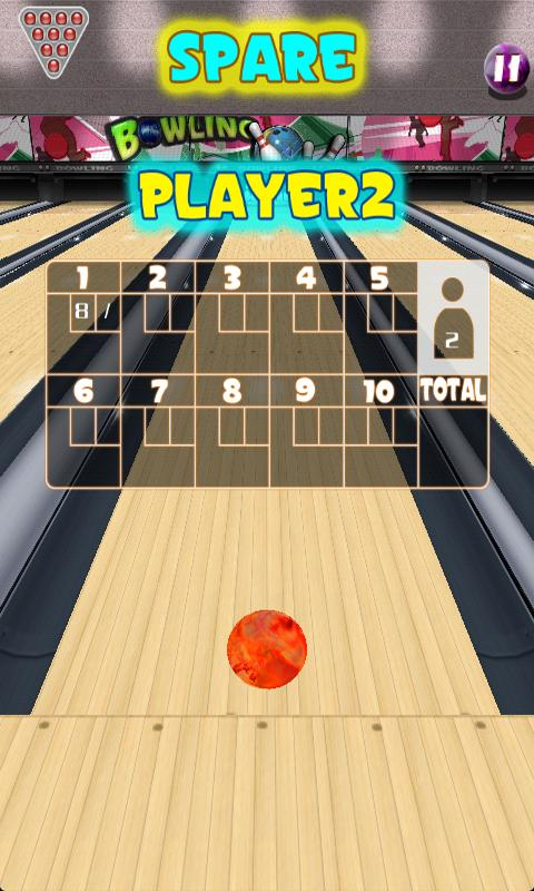 Real Bowling- screenshot