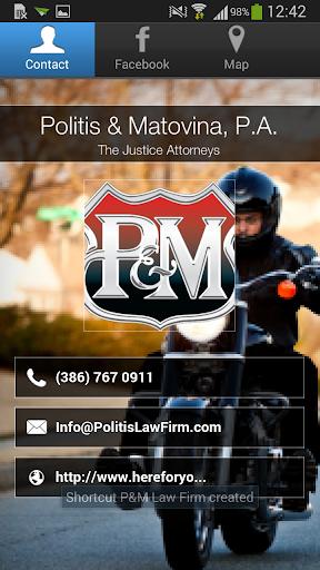 Politis Matovina P.A.