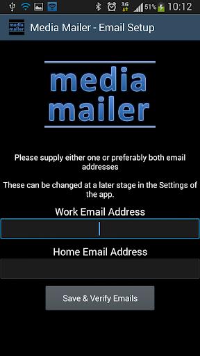 Media Mailer
