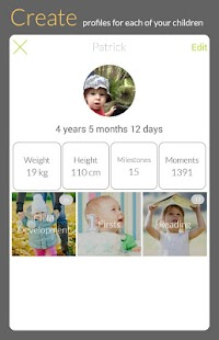 Tinybeans | Baby Journal - screenshot thumbnail