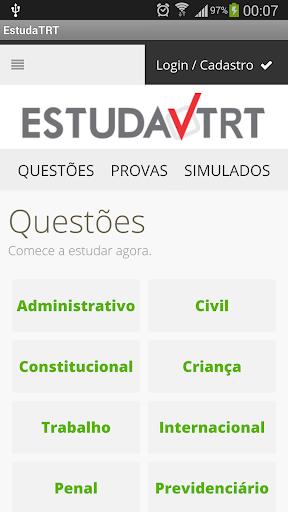 EstudaTRT - Magistratura e MPT
