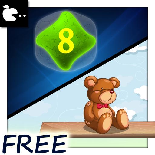 解谜の2048ジグソーパズルパズルゲームロジック 幻想的な2048 LOGO-記事Game