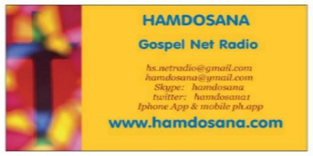 Hamdosana - náhled