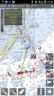 MX Mariner - Marine Charts - screenshot thumbnail
