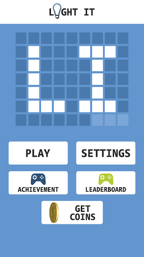 Light it Game about Squares