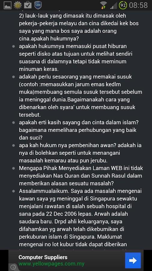 Soal Jawab Android Malaysia Newhairstylesformen2014 Com
