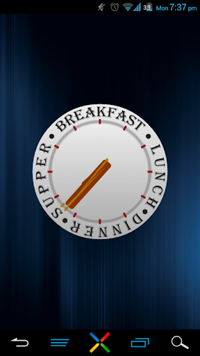 BaconClock for Zooper