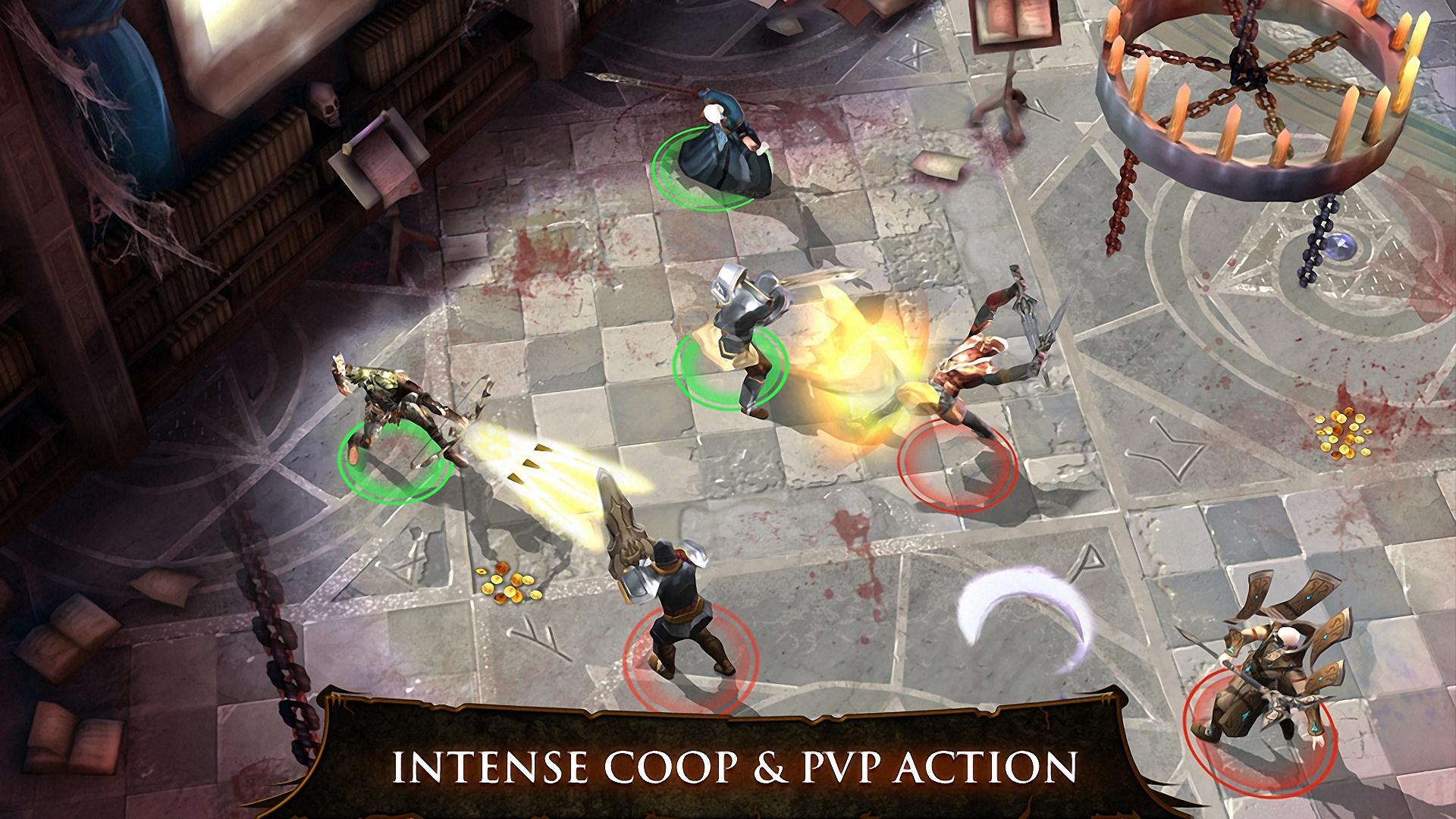 Dungeon Hunter 4 screenshot #14