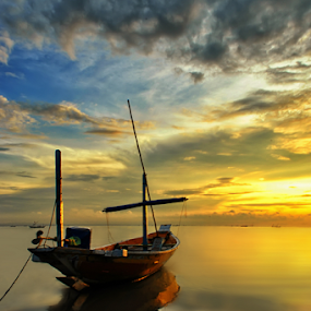 natural light by Ahmad Sahroni - Transportation Boats