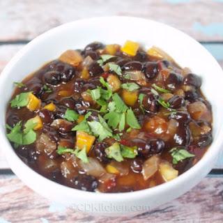 El Pollo Loco Black Beans