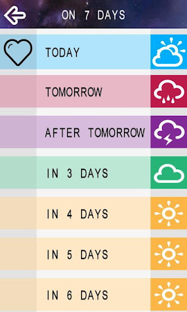 Horoscope Pocket Free 1.1 screenshot 21532