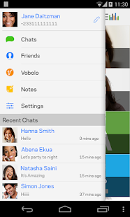 InstaVoice® Voicemail & Chat - screenshot thumbnail