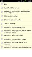 Screenshot of Tıbbı Nebevi