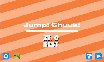 Screenshot of Jump! Chunk!