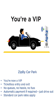ZipBy- screenshot thumbnail