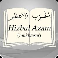 Screenshot of Hizbul Azam (mukhtasar)