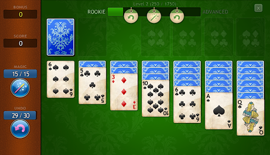 Solitaire Magic - screenshot thumbnail
