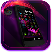 Next Launcher Theme FluO