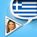 Greek Dictionary with Video icon