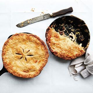 Cock-a-Leekie Pie