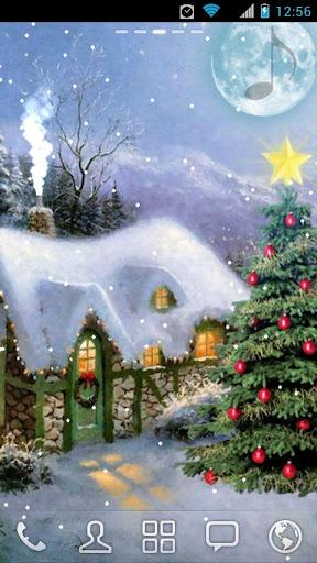 聖誕節動態壁紙免費下載