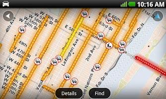 Screenshot of TomTom U.S.A.