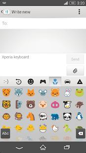 Xperia Keyboard - screenshot thumbnail