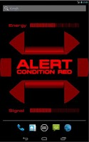 Screenshot of ST: Red Alert Wallpaper