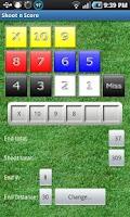 Screenshot of Shoot n Score