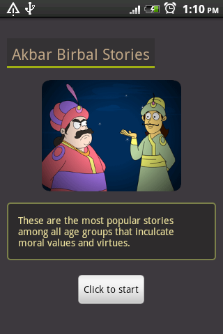 Stories of Akbar Birbal