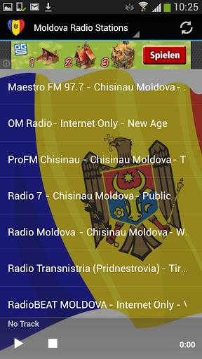 Moldova Radio Music News