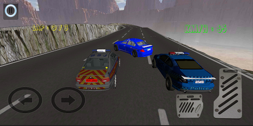 CHASE SPEED TRAFFIC RACING PRO
