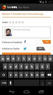 Guia UOL - screenshot thumbnail